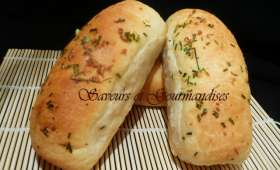 Petits pains à l'ail