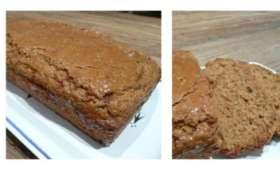 Gâteau au quinoa et au citron