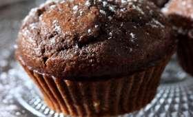 Muffins chocolat/noisette