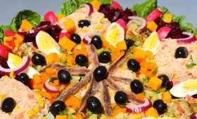 Salade-Cuisine marocaine