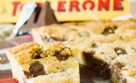 Cookie Géant au Toblerone