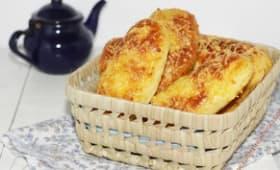 Pain moelleux à l'huile d'olive et au fromage