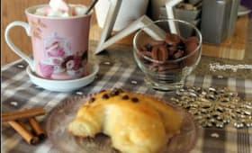 Mannele et chocolat aux épices à la guimauve
