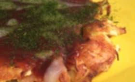 Okonomiyaki à la française
