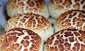 Pain girafe et pain tigre maison