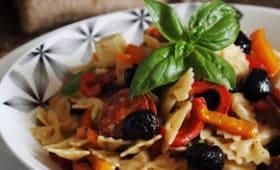 Salade de Piccolini Sicilienne