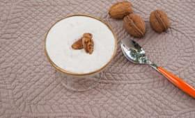 Mousse aux noix