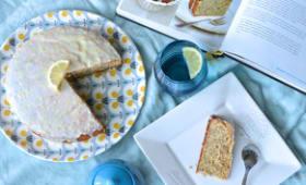 Le gâteau citron pavot de Jamie Oliver