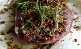 Magret séché aux épices