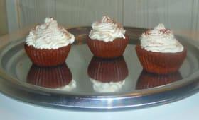 Forêt noire façon cupcakes