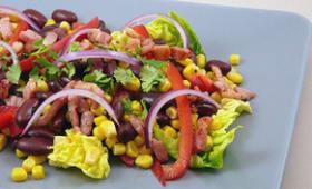 Salade cajun