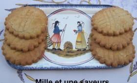Biscuit à la farine de sarrasin