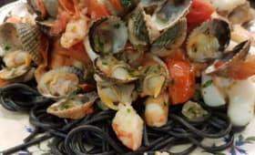 Spaghetti alla bucaniera