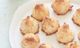 Rochers coco ou congolais, moelleux