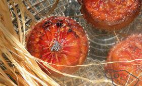 Meli-melo d'agrumes pour cake au levain