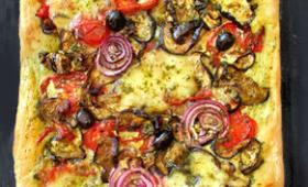 """""""La belle Parmesane"""", la pizza de l'Euro !"""