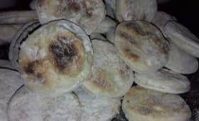 Pain marocain au yaourt et a la farine sans semoule