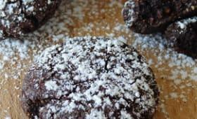 Amaretti au cacao