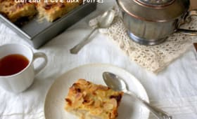Gâteau d'Eve aux poires