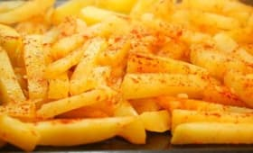 Les frites Country