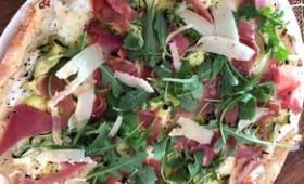 Pizza express courgette jambon mozzarella