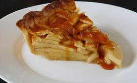 Apple Pie ou Tarte aux pommes Américaine