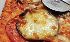 Pizza Corse coppa et tomme de brebis