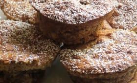 Gâteaux aux noix caramélisées