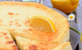 Fiadone, le gâteau au broccio corse