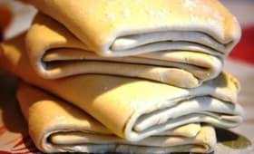 Pâte levée feuilletée (PLF)
