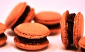 Macarons Mogador - L'Entracte Gourmand
