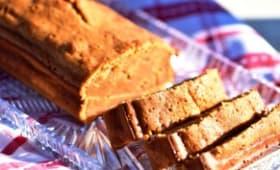 Cake butternut aux épices