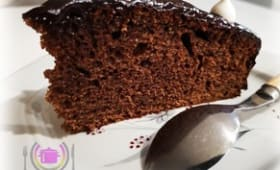 Gâteau danette au chocolat