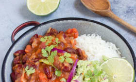 Chili sin carne sans soja