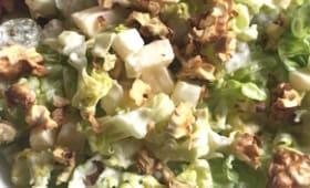 Salade Waldorf comme à New York
