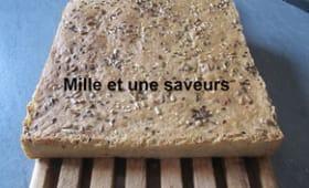 Mon pain sans gluten extra à la poudre magique - mille et une saveurs dans ma cuisine
