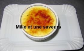 Crème onctueuse à la vanille faite au thermomix - mille et une saveurs dans ma cuisine