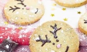 Biscuits de Noël Rodolph Le Renne