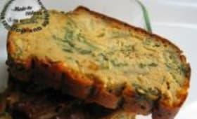 Cake aux Blettes et Gorgonzola