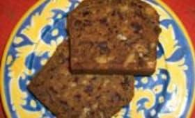 Cake aux Dattes, Café et Noix