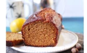 Cake praliné/bergamote