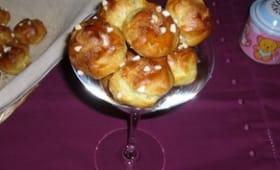 les chouquettes – La cuisine du mercredi