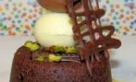 Dessert de Pâques Choco-Exotique