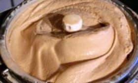 Crème glacée au foie gras