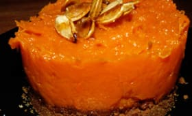 Crumble tout courge