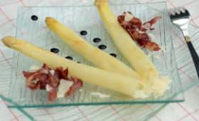 Poêlée d'asperges à l'italienne