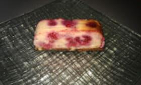Simili cheesecake aux fruits rouges