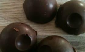 chocolat à la crème de marron