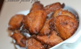 Beignets africains coco-banane