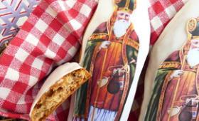 Pain d'épices Saint Nicolas